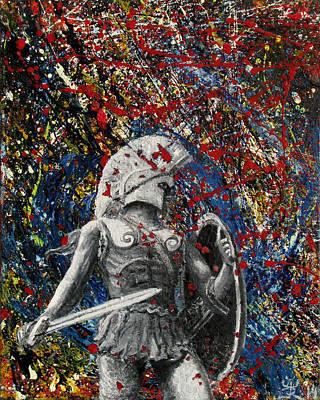 No Order Just Chaos Poster by Jonathan E Raddatz