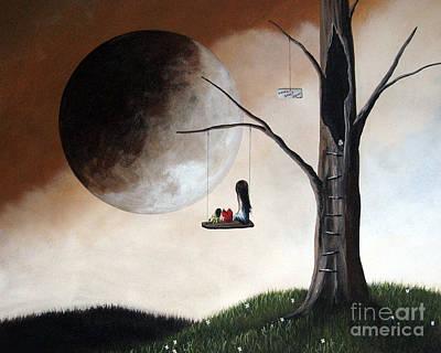No Place Like Home By Shawna Erback Poster by Shawna Erback