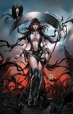 No Tommorow 01a Poster by Zenescope Entertainment