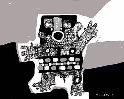Noctis No. 5 Poster by Mark M  Mellon