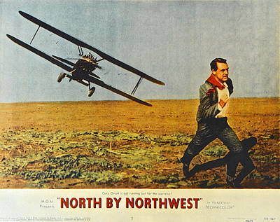 North By Northwest Poster by Frozen in Time Fine Art Photography