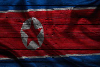 North Korea Poster by Joe Hamilton