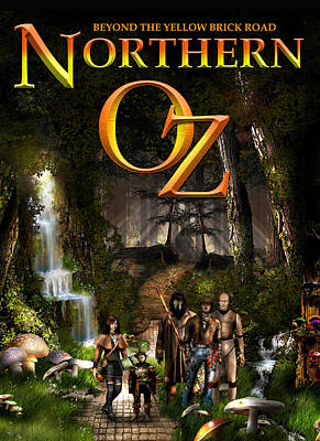 Northern Oz #47 Poster