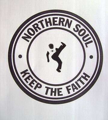 Northern Soul Dancer Poster