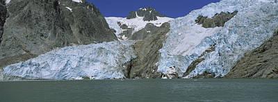 Northwestern Glacier Kenai Fjords Alaska Poster