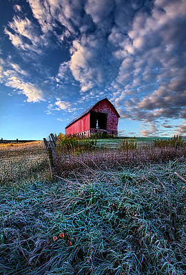 Nostalgia Blues Poster by Phil Koch