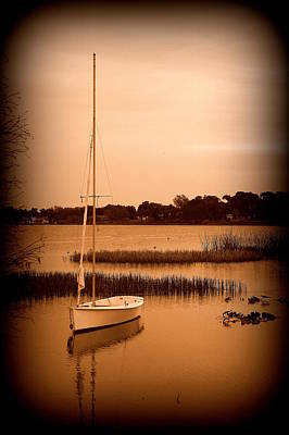 Poster featuring the photograph Nostalgic Summer by Laurie Perry