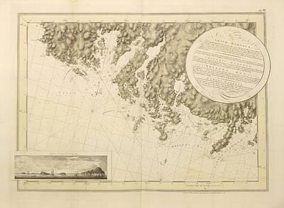 Nova Scotia Poster by British Library