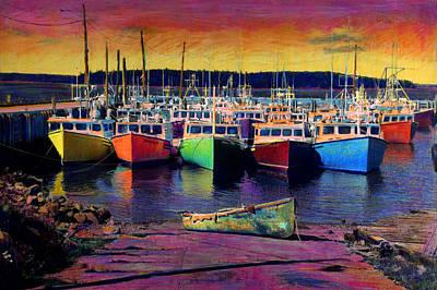 Novi Boats Poster