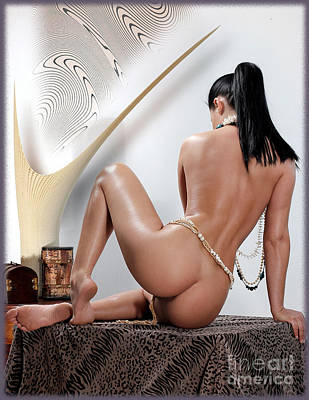 Nude By Ej Poster