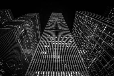 Nyc Forefront Poster by Johnny Lam