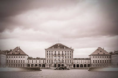 Nymphenburg Palace Poster by Mr Doomits