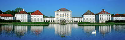 Nymphenburg Palace Schloss Nymphenburg Poster by Panoramic Images