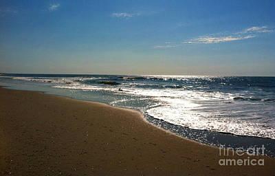 Ocean City Morning Poster