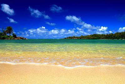 Ocean Tranquil Poster