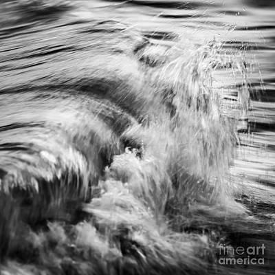 Ocean Wave Iv Poster by Elena Elisseeva