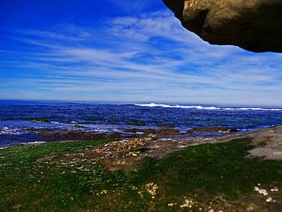 Ocean Welcome Poster