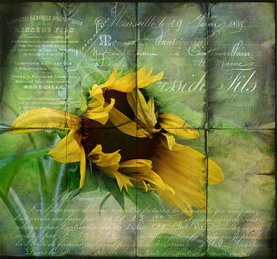 Ode To Summer Poster by Kathleen Holley
