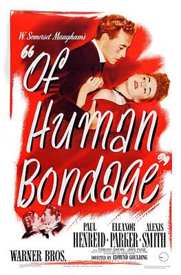 Of Human Bondage, Us Poster, Paul Poster