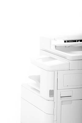 Office Multifunction Printer Poster by Frank Gaertner