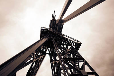 Oil Drill Poster