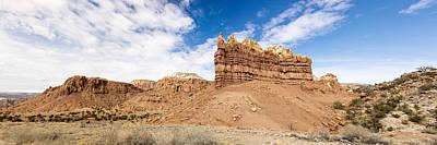 Ojitos De Los Gatos Panorama - New Mexico Poster by Brian Harig