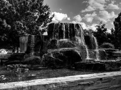 Oklahoma City - Myriad Botanical Gardens 003 Poster by Lance Vaughn