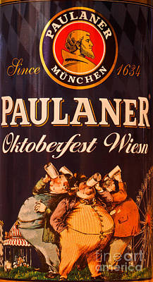 Oktoberfest Wiesn Poster