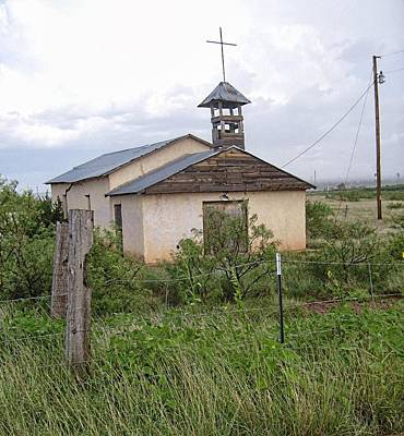 Poster featuring the photograph Old Church by Philomena Zito