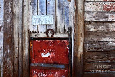 Lucky Old Door 1 Poster