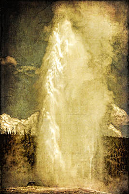 Old Faithful Memories Poster