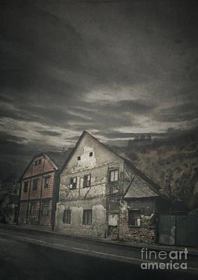 Old House Poster by Jelena Jovanovic