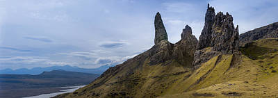 Old Man Of Storr Isle Of Skye Poster