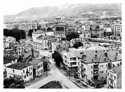 Old Skopje Poster