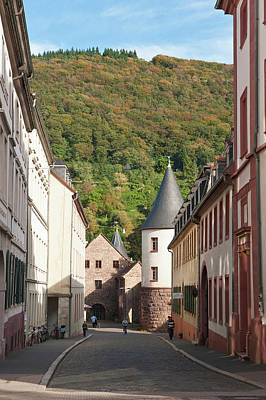 Old Town Heidelberg, Germany Poster by Michael Defreitas