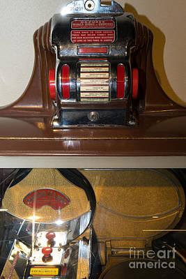 Old Vintage Packard Pla-mor Jukebox Dsc2800 Poster