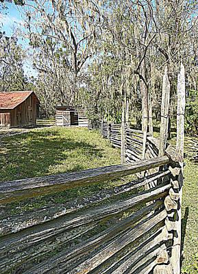 Ole Horse Barn Poster