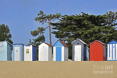 Poster featuring the photograph Oleron 6 by Arterra Picture Library