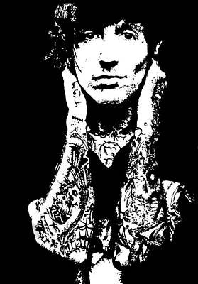 Oliver Sykes Poster