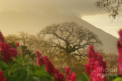 Poster featuring the photograph Ometepe Island 2 by Rudi Prott