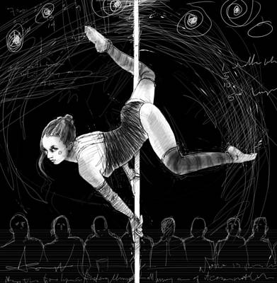 On The Pole 2 Poster by H James Hoff