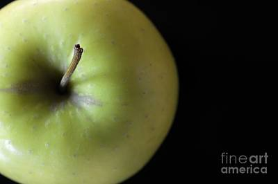 One Apple - Still Life Poster
