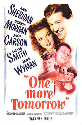One More Tomorrow, Us Poster, From Top Poster