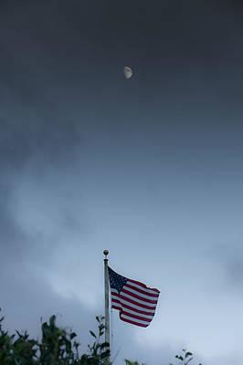One Nation Under God Poster by Jim Tobin