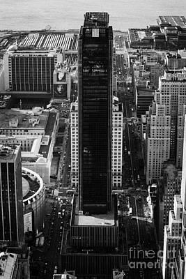 One Penn Plaza New York City Poster by Joe Fox