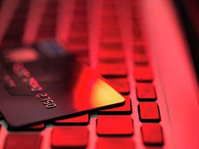 Online Shopping Poster by Tek Image