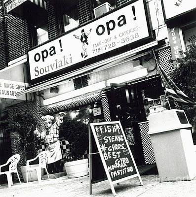 Poster featuring the photograph Opa Opa by James Aiken