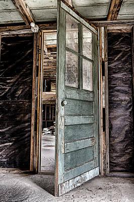Open Door Poster by Caitlyn  Grasso