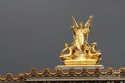 Opera De Paris Poster