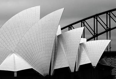 Opera House Sydney Poster
